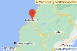 Map of Toledo City, Toledo City Cebu