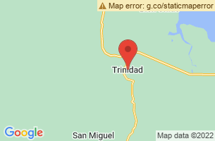 Map of Trinidad, Trinidad Bohol