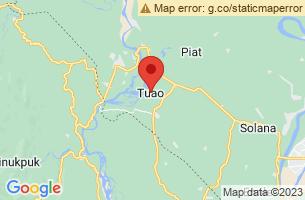 Map of Tuao, Tuao Cagayan