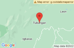 Map of Tubungan, Tubungan Iloilo