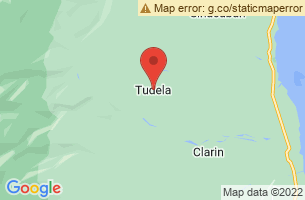 Map of Tudela, Tudela Cebu