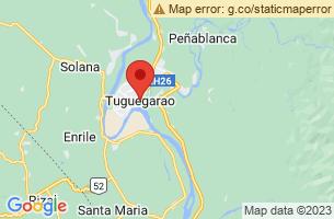 Map of Tuguegarao City, Tuguegarao City Cagayan