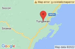 Map of Tungawan, Tungawan Zamboanga Sibugay