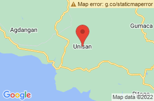 Map of Unisan, Unisan Quezon