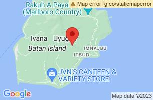 Map of Uyugan, Uyugan Batanes