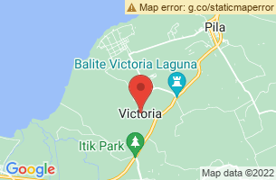 Map of Victoria, Victoria Tarlac