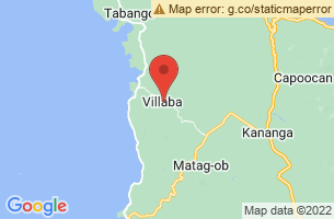 Map of Villaba, Villaba Leyte