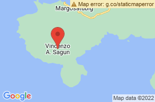 Map of Vincenzo A. Sagun, Vincenzo A. Sagun Zamboanga del Sur