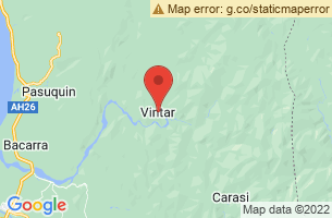 Map of Vintar, Vintar Ilocos Norte
