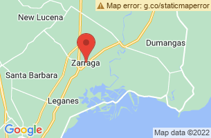 Map of Zarraga, Zarraga Iloilo