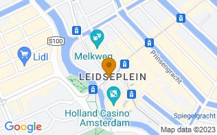 Leidseplein - Deco stijl americain ...