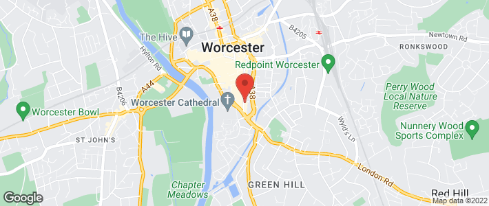 Project Management Facility Available - Gloucester - Wish Design Elements - map