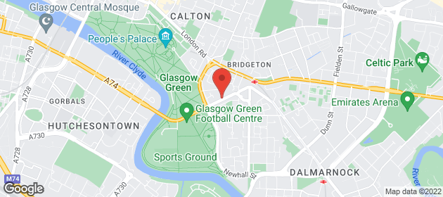 Beds and bedding - Glasgow - G-Gate Furniture Limited - Location Map