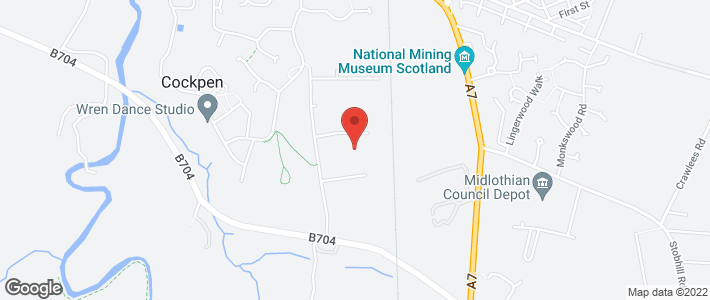 SABB Servicing - Bonnyrigg, Midlothian - Central Sabb Specialists - Map