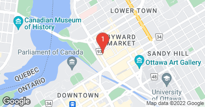 Ottawa (Government Relations only)