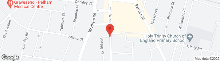 Family law - Hounslow, London - MK Gill Solicitors - Location Map