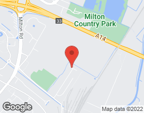 Garage services - Cambridge - Cowley Road Garage - Location Map