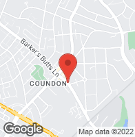 Heating and Air - Rugby - Premier Gas Services (Coventry) Ltd - Location Map