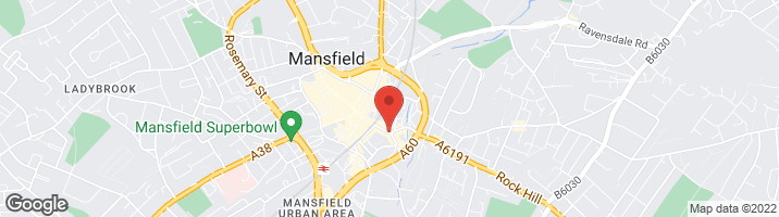 Pedicures - Ravenshead, Nottinghamshire - Le Cristal Chiropody & Beauty Clinic - 	Map