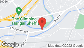 Car Repair - JST Used Motor Spares - Sheffield - Location Map