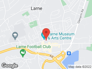 Solicitors - Carrickfergus - Glover & King - Map