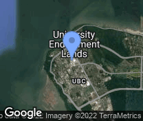 UBC Bookstore Map