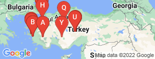 Découverte de la Turquie à grande vitesse