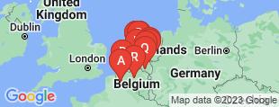 Virée aux Pays-Bas