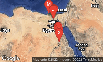 Circuit en Egypte du Caire à la croisère sur le Nil