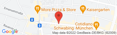 lady sportiv Hohenzollern GmbH, Hohenzollernstr. 60