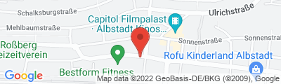 Fitness Treff, Schillerstr. 112
