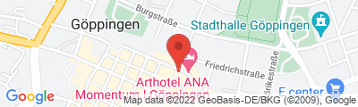 jumpers fitness Göppingen, Pfarrstr. 1-3