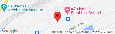 Fitness 3 P, Hanauer Landstrasse 187-189