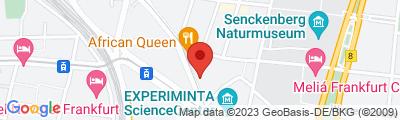 AMIGA FRAUENFITNESS - Bockenheim, Schloßstr. 125
