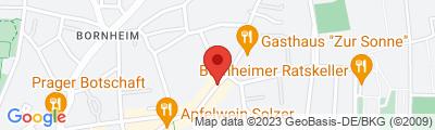 Fitness-Studio Turngemeinde Bornheim, Bergerstr. 294