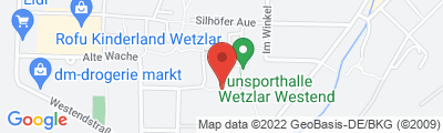 Sportwelt Westend, Horst-Schreibert-Straße 3