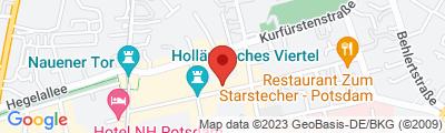STEINWELL Ihr Figur- und RückenStudio im Holländischen Viertel, Mittelstr. 27