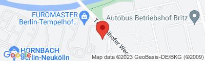 Deep Training EMS, Tempelhofer Weg 44