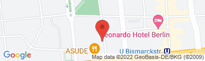 Höhenpunkt - Höhenfitness in Berlin, Fritschestr. 27-28