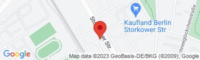 Dörbandt Frauen-Fitness Studios, Storkower Straße 140