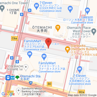 Motify Otemachi office