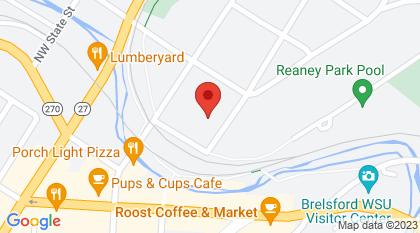 325 NE Maple St.,  Pullman, WA, United States