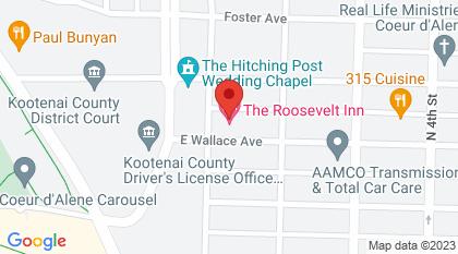 105 E. Wallace Ave, Coeur d'Alene, ID, 83814, United States