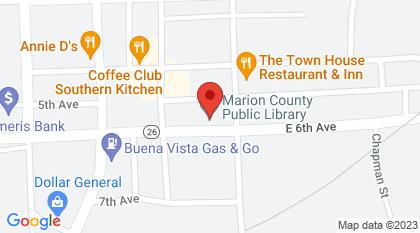 123 E 5th Avenue, Buena Vista, GA, United States