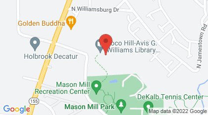 1282 McConnell Drive, Decatur, GA, United States