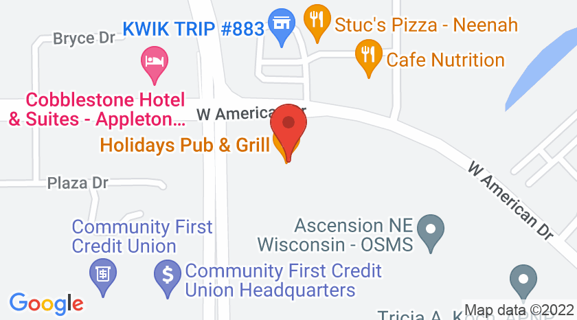 1395 W American Dr., Neenah, WI, 54956, US