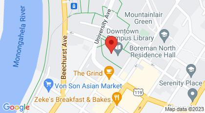 1549 University Ave., Morgantown, WV, United States