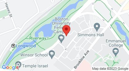 180 The Riverway, Boston, MA, United States