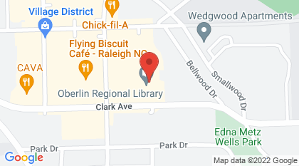 1930 Clark Ave., Raleigh, NC, United States