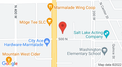280 West 500 North , Utah, Salt Lake City, UT, United States